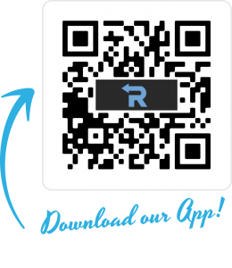 Download App QR code